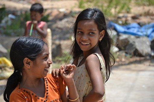 Indien, Armut, Straßenkinder