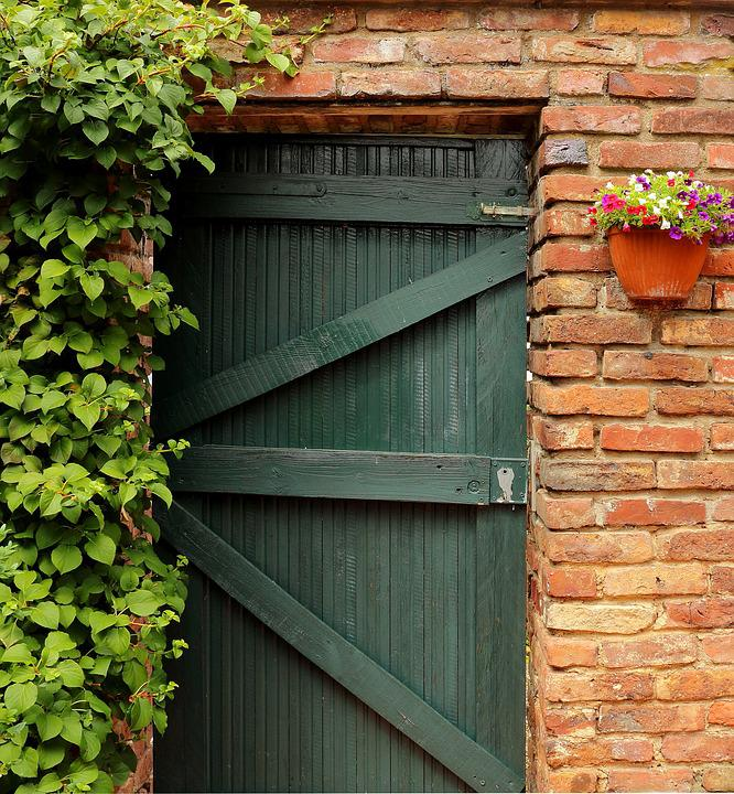 Garden Door Free images on Pixabay