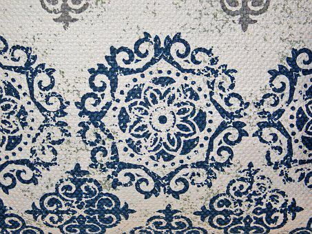 Fabric, Pillowcase, Tablecloth, Pattern