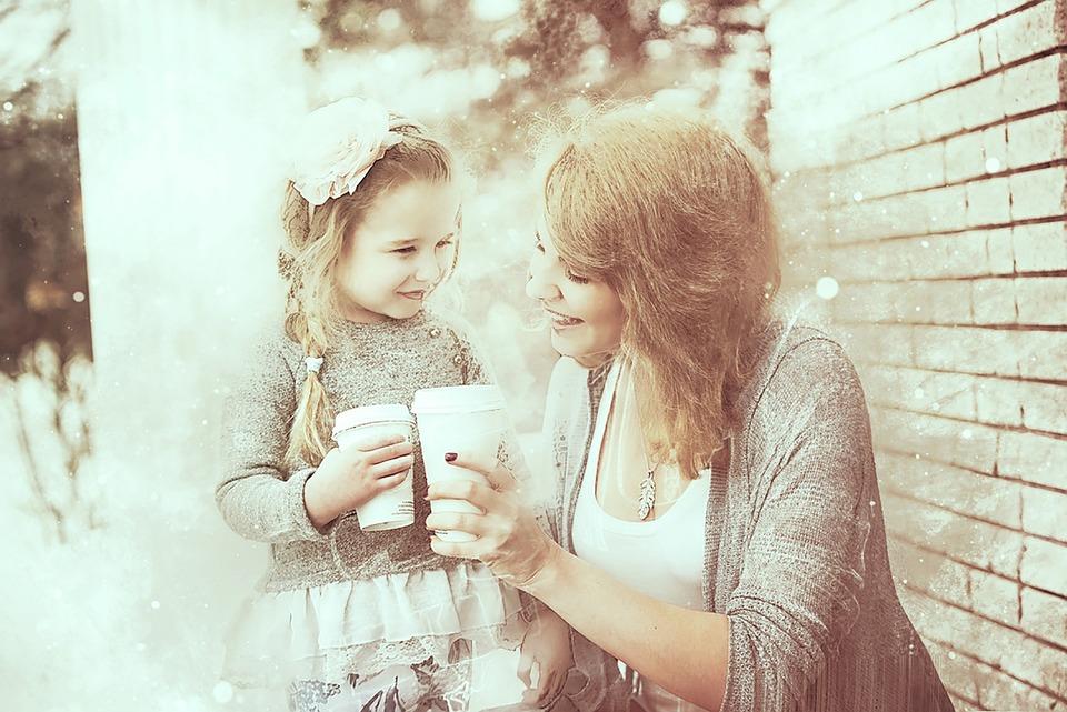 Partei Guten Morgen Mutter Kostenloses Foto Auf Pixabay