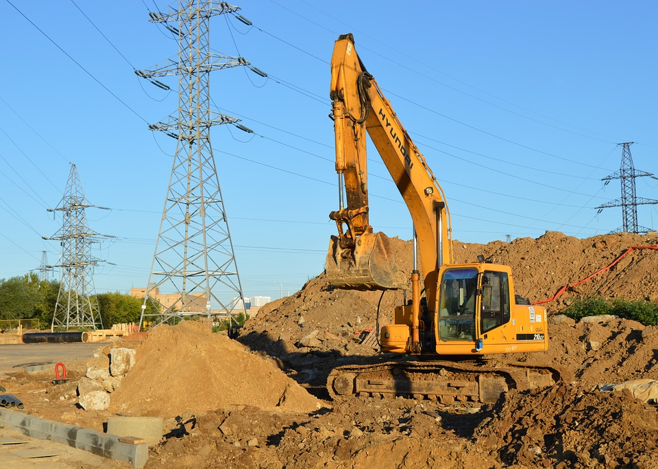 Free photo: Excavator, Construction Equipment - Free Image ...