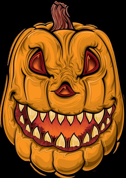 Zucche Di Halloween Cartoni Animati.Zucca Halloween Cartone Animato Grafica Vettoriale Gratuita Su Pixabay