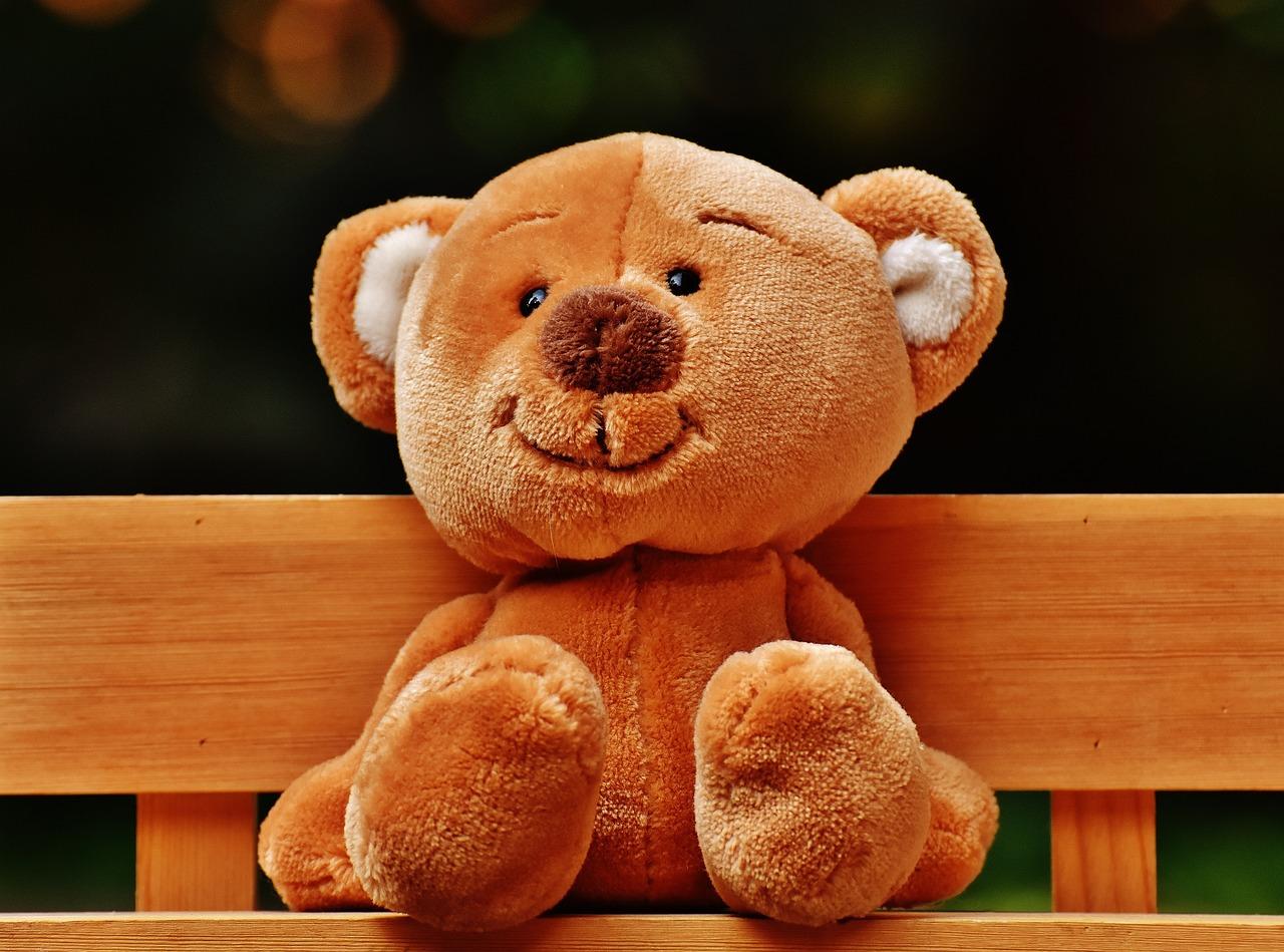 Картинки веселые медвежата