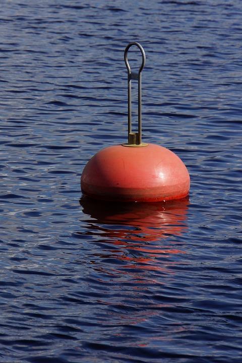 buoy boat mooring boating free photo on pixabay