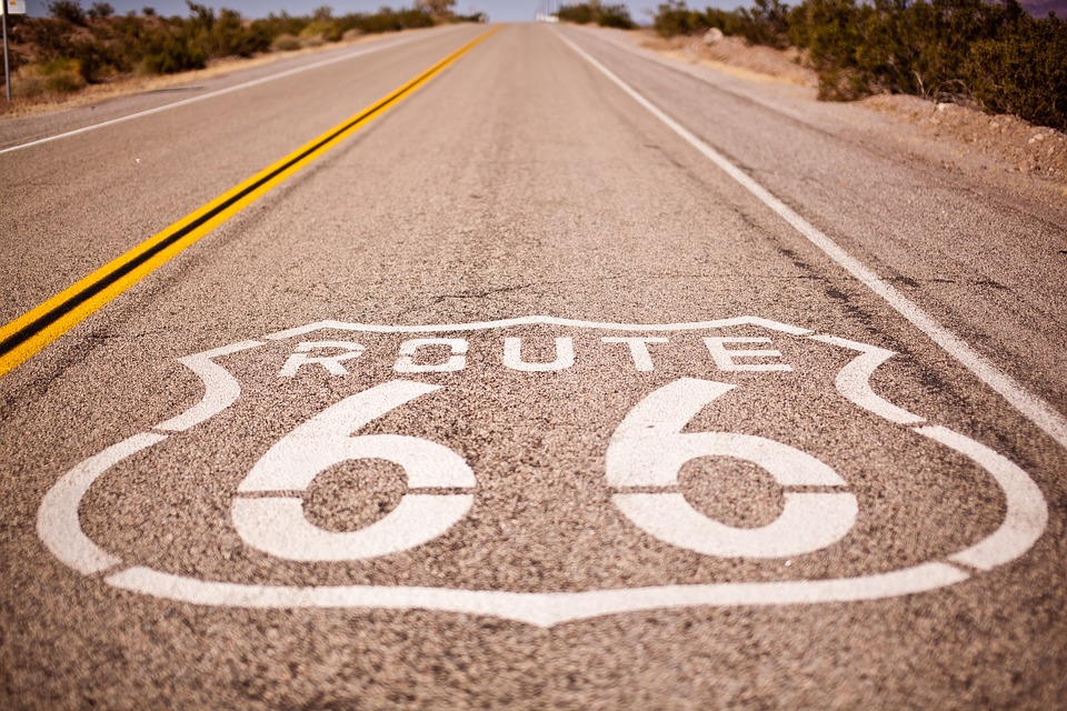 Route 66, Usa, Holiday, Road Trip, Nevada, California