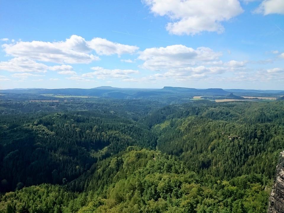 Trekking przez Jetřichovické Skály