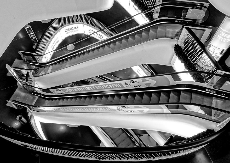 Treppen Frankfurt kostenloses foto frankfurt myzeil treppen kostenloses bild auf