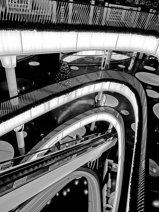 Treppen Frankfurt frankfurt myzeil treppen kostenloses foto auf pixabay