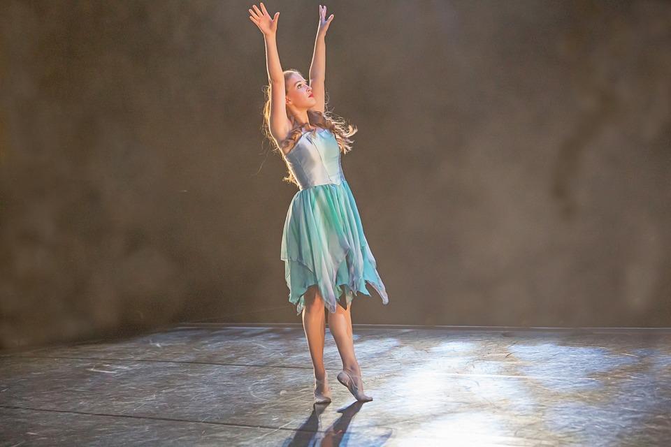 Dance, Ballet, Performance, Female, Costume, Performing