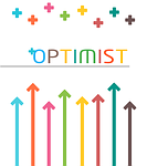 colorful, optimist, motivation