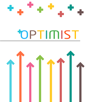 Colorful, Optimist, Motivation, Creative