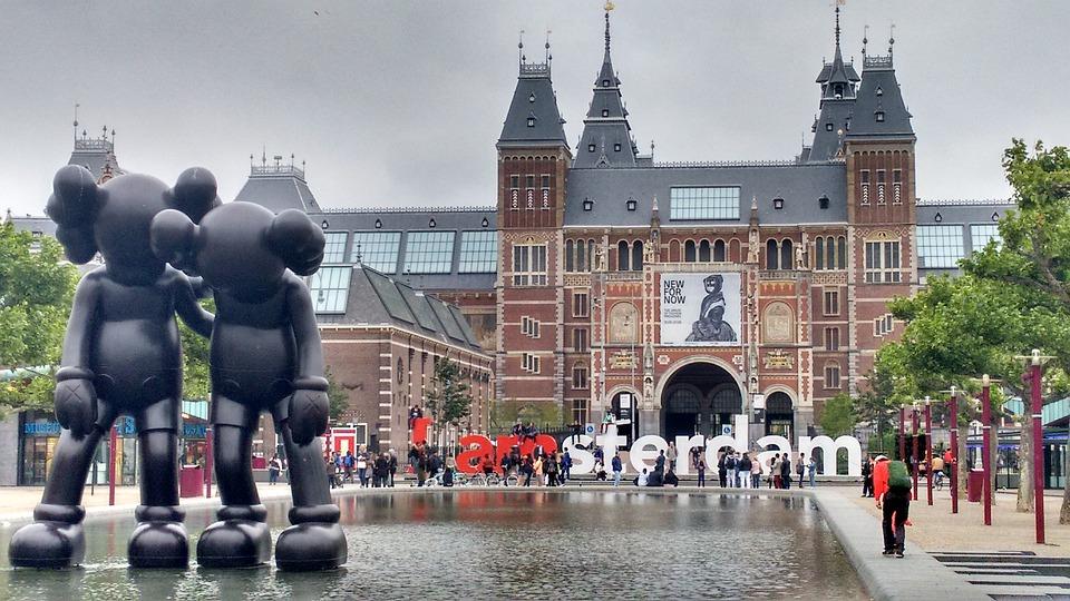 Amsterdam, Holanda, Arquitectura, Países Bajos, Europa