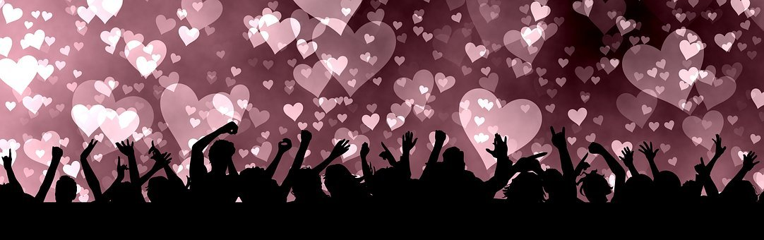 Heart, Love, Togetherness, People, Fun