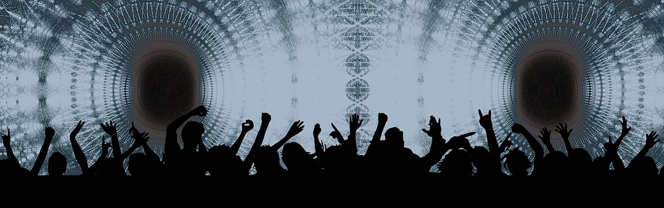 free illustration  party people  rave  people  music - free image on pixabay