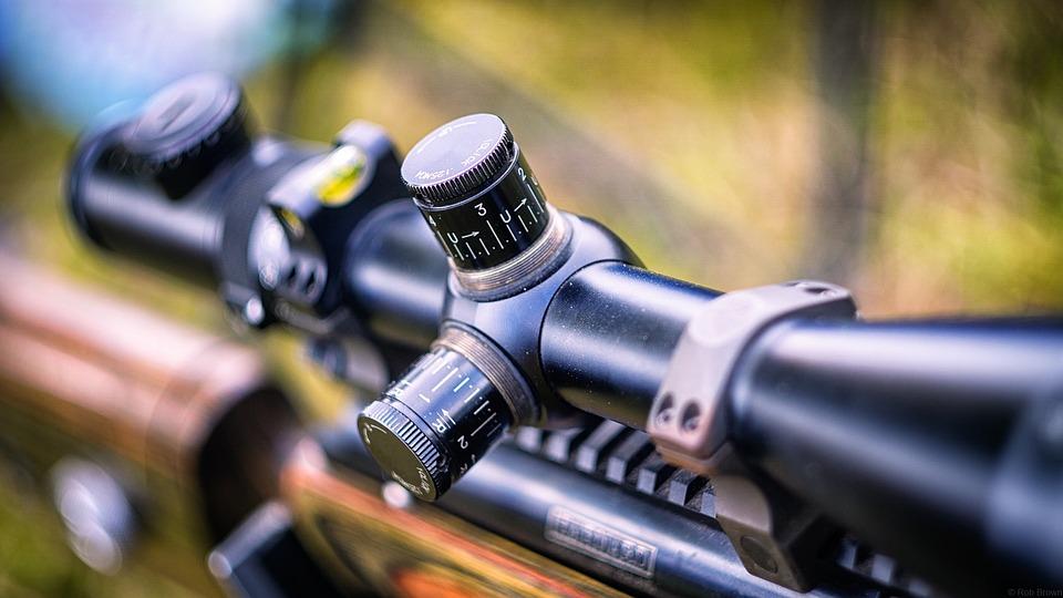 Gun, Scope, Rifle, Weapon, Sniper, Shooting, Hunter