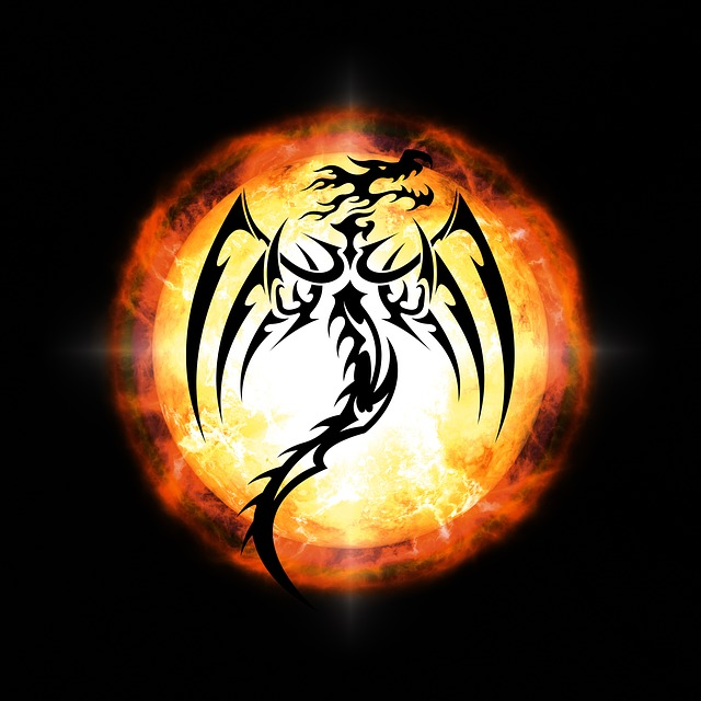 dragon fire monster  u00b7 free image on pixabay
