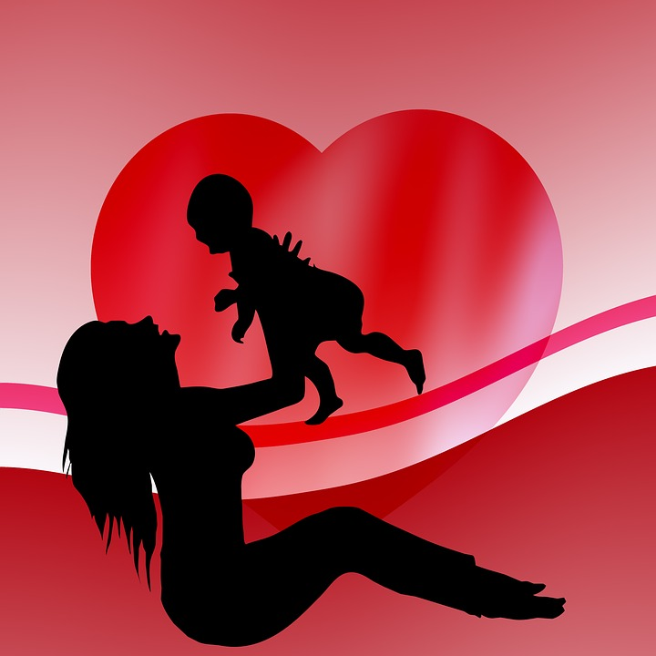 Mother And Baby Family Free Image On Pixabay