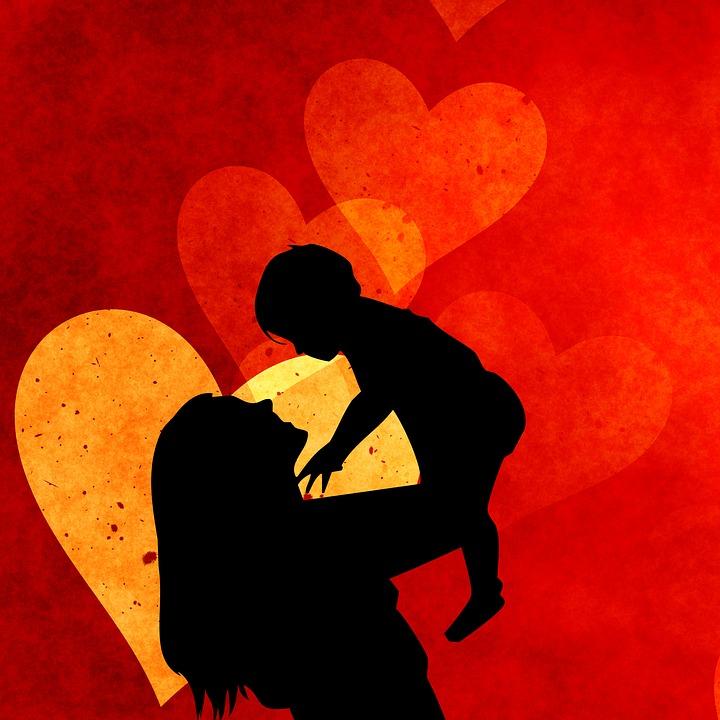 Madre Y Bebe, Familia, Bebé, Madre, Niño, Madre Bebe