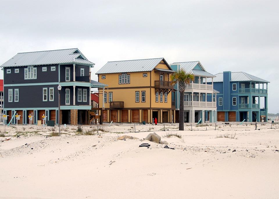 Destin Florida Beach Houses For Rent