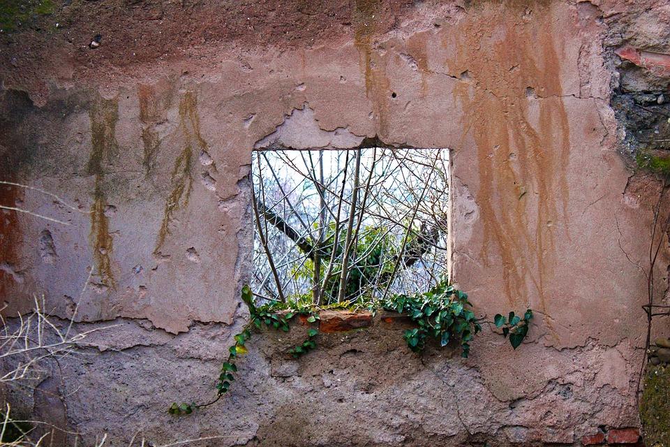 Fenster Loch Grün · Kostenloses Foto auf Pixabay