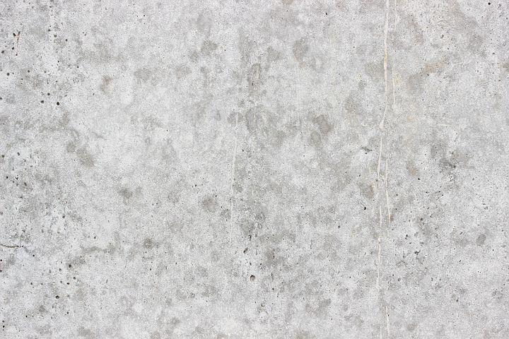 Concrete, Gray, Wall, Grunge