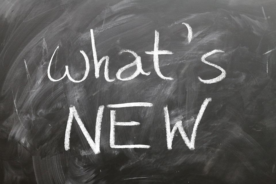 ボード, 学校, ニュース, 新しい, 起こる, 新機能, ライティングボード, 黒板, チョーク, 質問
