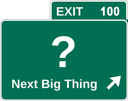 Place Name Sign, Immediately, Soon