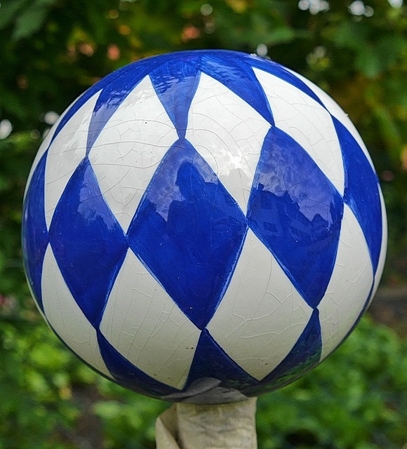 Free photo Garden Globe Solid Ball Of Clay Free Image on