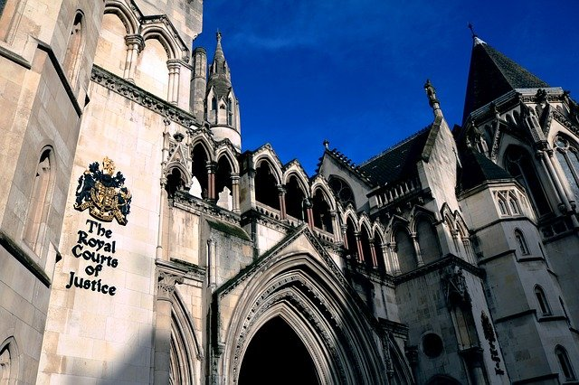The Royal Courts Of Justice London 183 Free Photo On Pixabay