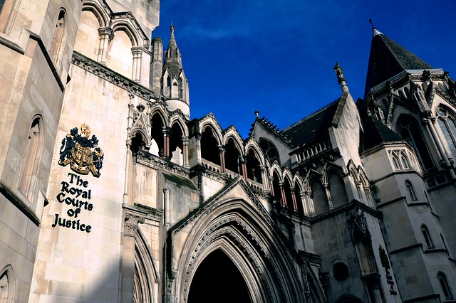 The Royal Courts Of Justice London · Free photo on Pixabay
