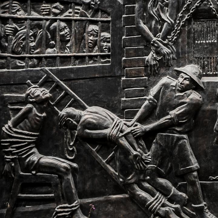 War Prison, Vietnam