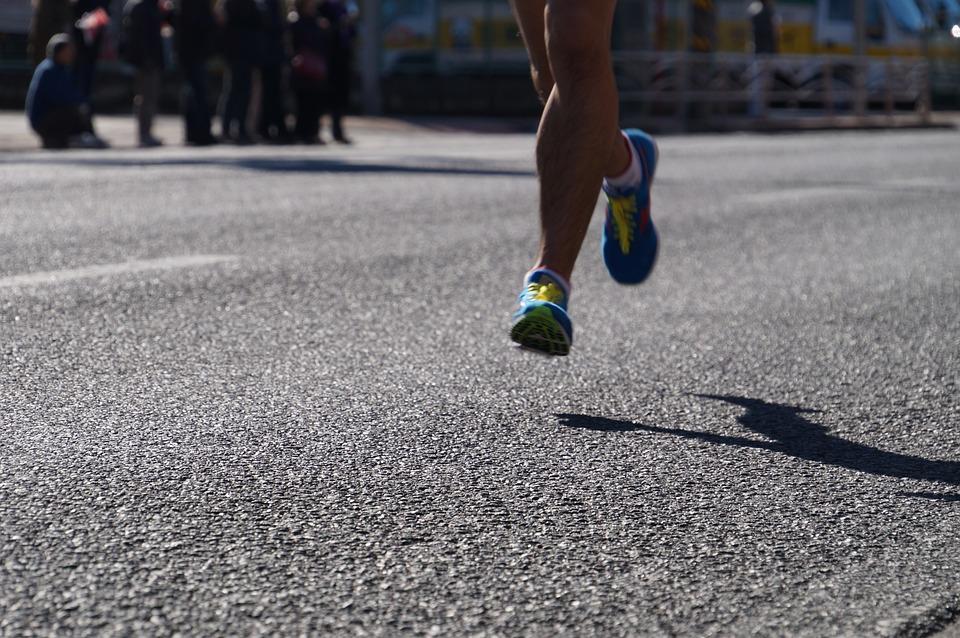 マラソン, 駅伝, ランニング, 走る