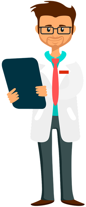 Illustration gratuite: Médecin, Illustration, Médecine - Image ...