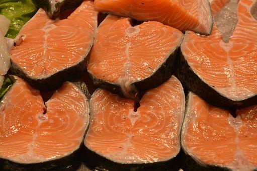 Августовский бум экспорта норвежского лосося