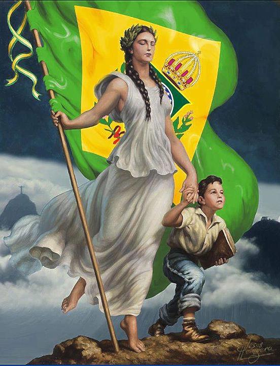 ブラジルの君主制 ブラジル 帝国...