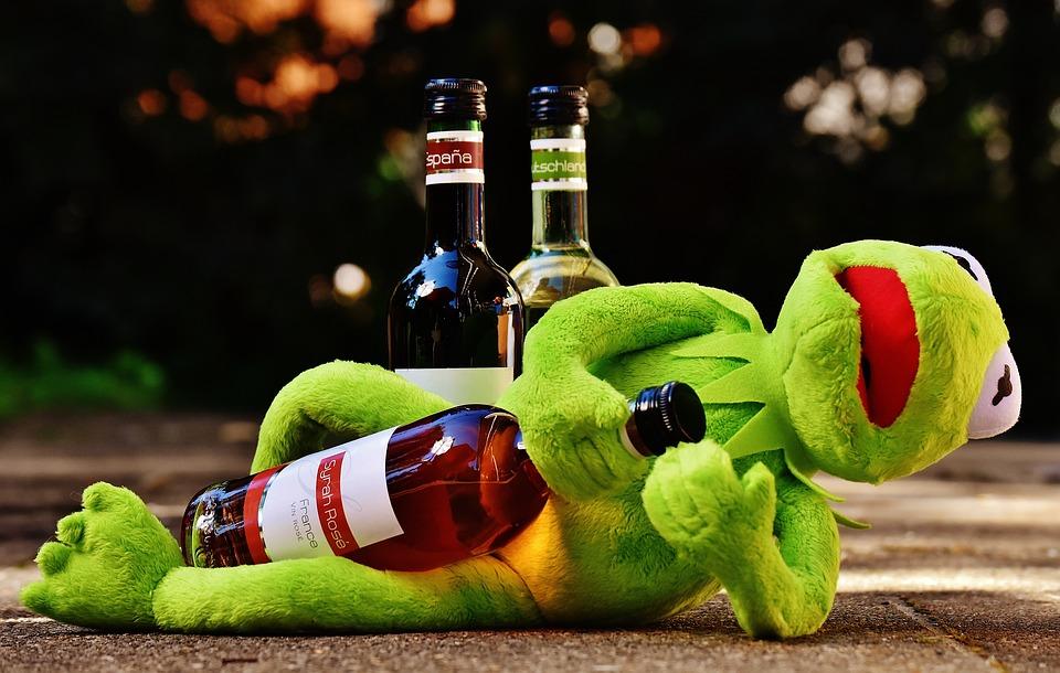 предпочитает картинки лягушка пьет коктейль день