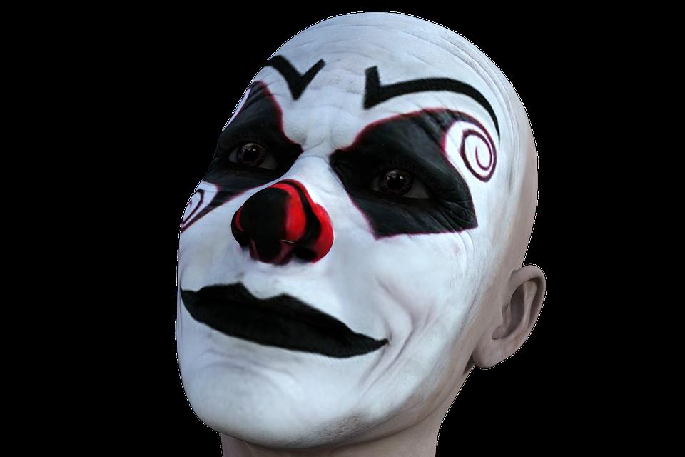 Clown Sad Spooky 183 Free Photo On Pixabay