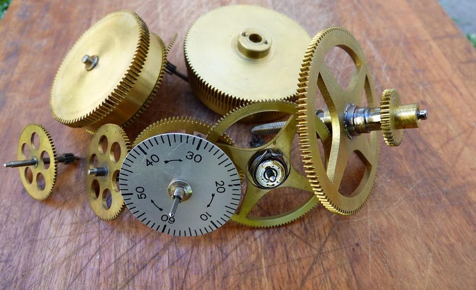 836a329cb97 Engrenagens Bronze Mecânica - Foto gratuita no Pixabay
