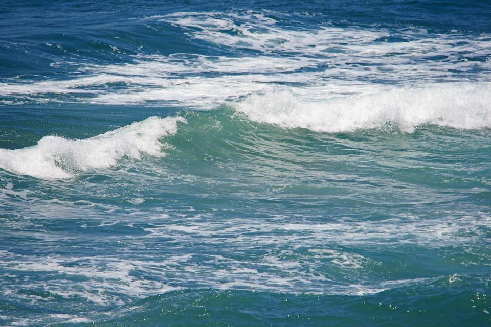 Free photo: Sea, Nature, Ocean, Rocks, Tide - Free Image on ...