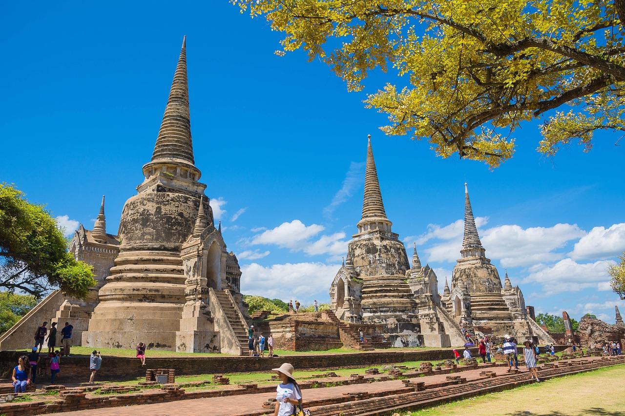 Measure Ayutthaya Old - Free photo on Pixabay