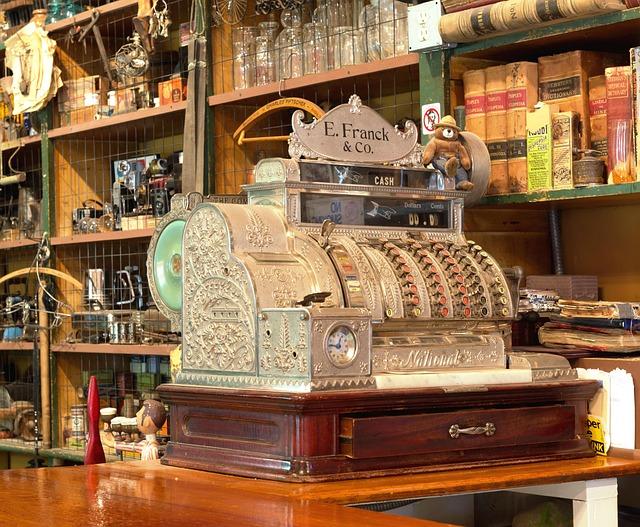 Checkout Cash Machines Business 183 Free Photo On Pixabay