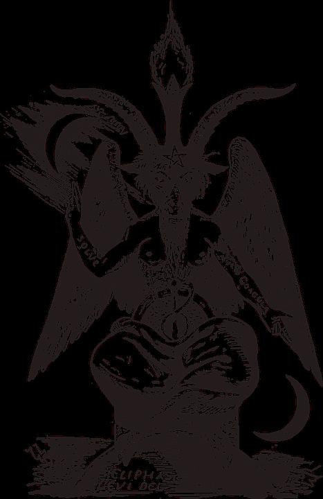 Diable, Baphomet, Occultisme, Symbole De L'Occultisme
