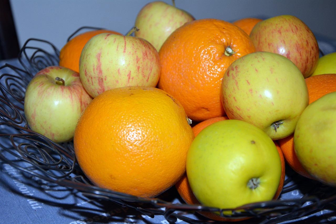 один яблоко и апельсин в одной картинке откосы двери