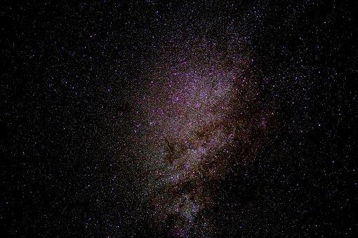 Stars, Night Sky, Space, Galaxy