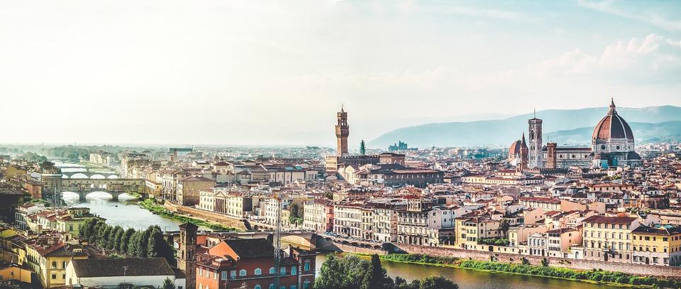 대성당, 교회, 타워, 구조, Dom, 투 스 카 니, 파노라마, 관심사의 장소, 건축물, 피렌체