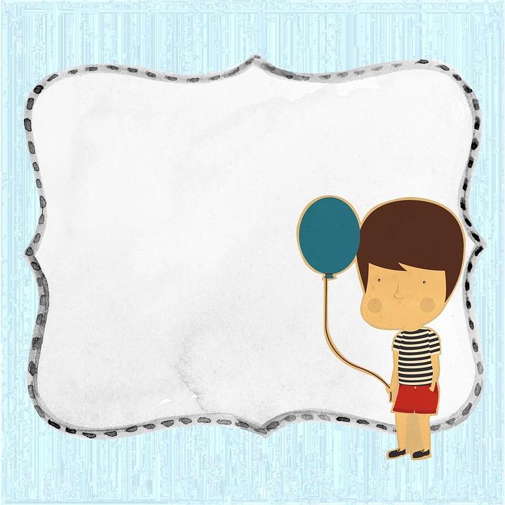 Blauw Jongen Verjaardag Gratis Afbeelding Op Pixabay