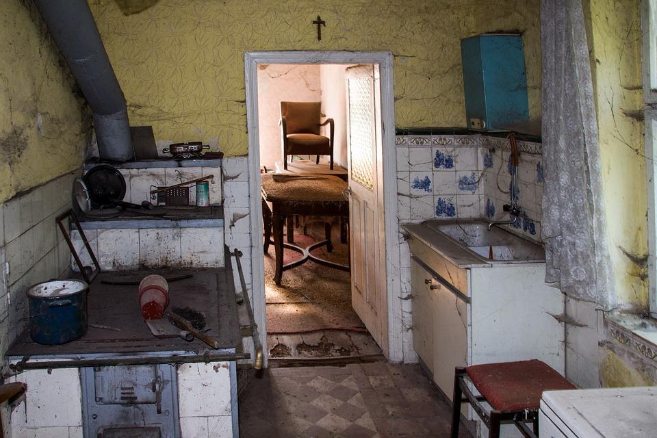Altes Haus Küche Verlassen · Kostenloses Foto auf Pixabay