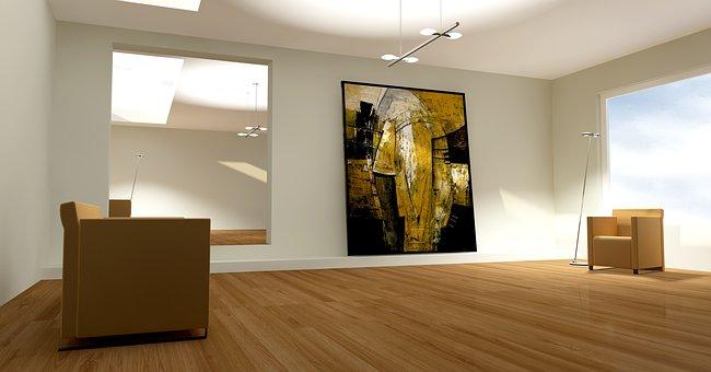 Mort Reconnaissante, Galerie, Lichtraum