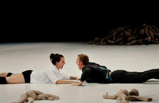 Ballet, Teatro, Danza, Bailarina