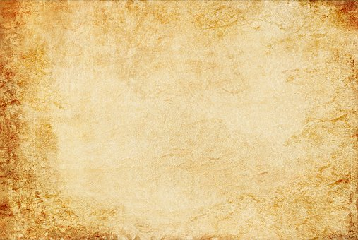 Vintage Old Used Paper Texture Background